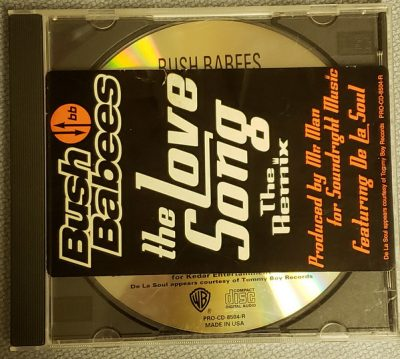 Da Bush Babees – The Love Song (The Remix) (Promo CDS) (1996) (FLAC + 320 kbps)