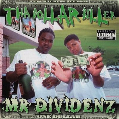 Mr. Dividenz – Tha Dollar Bill E.P. (CD) (1999) (320 kbps)