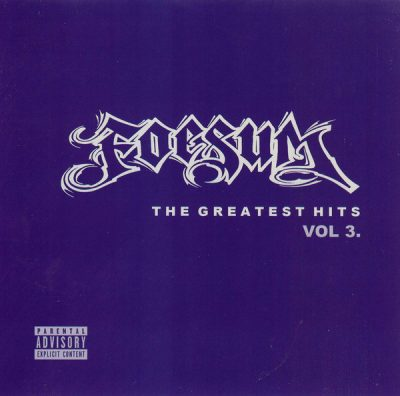 Foesum – The Greatest Hits Vol. 3 (CD) (2016) (VBR V0)