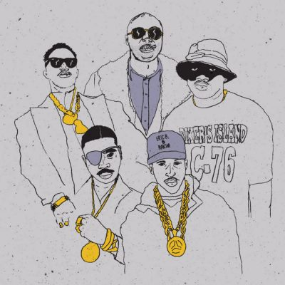 Griff & Scorcese – Dream Team: A Stokely Hathaway Joint (WEB) (2019) (320 kbps)