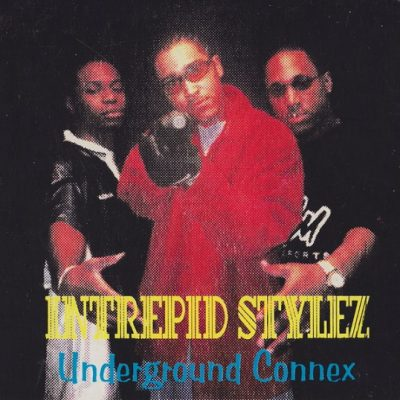 Intrepid Stylez – Da Outcome / Check Da Drama / Eyes On My Enemies (VLS) (1998) (FLAC + 320 kbps)