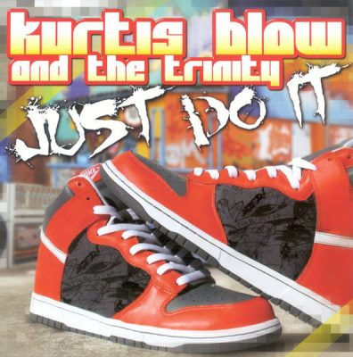 Kurtis Blow & The Trinity – Just Do It (CD) (2008) (FLAC + 320 kbps)