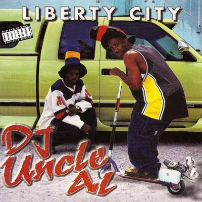 DJ Uncle Al – Liberty City (CD) (1996) (320 kbps)