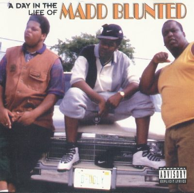 Madd Blunted – A Day In The Life Of Madd Blunted (CD) (1995) (320 kbps)