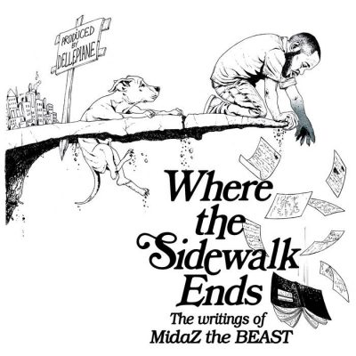 MidaZ The Beast – Where The Sidewalk Ends (CD) (2020) (FLAC + 320 kbps)