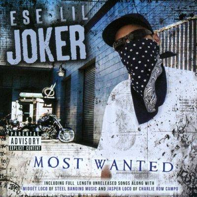 Ese Lil Joker – Most Wanted (WEB) (2012) (320 kbps)