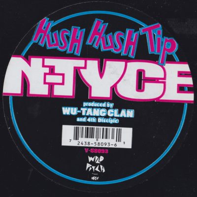 N-Tyce – Hush Hush Tip / Root Beer Float (VLS) (1993) (FLAC + 320 kbps)