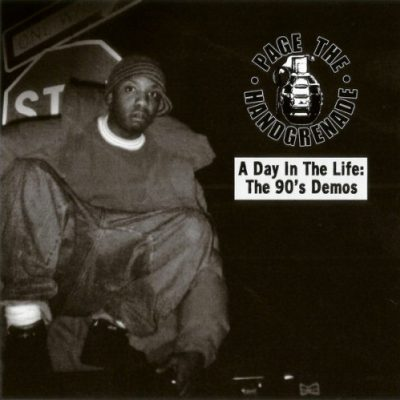 Page The Hand Grenade – A Day In The Life The 90's Demos EP (CD) (2020) (FLAC + 320 kbps)