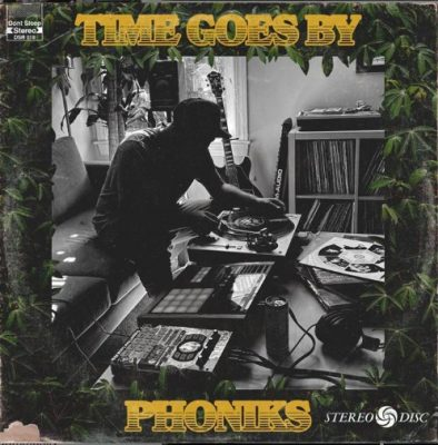 Phoniks – Time Goes By (WEB) (2020) (320 kbps)