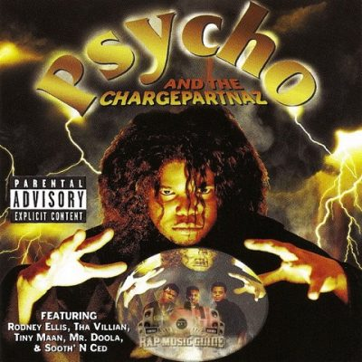 Psycho And The Chargepartnaz – Psycho And The Chargepartnaz (CD) (1998) (320 kbps)