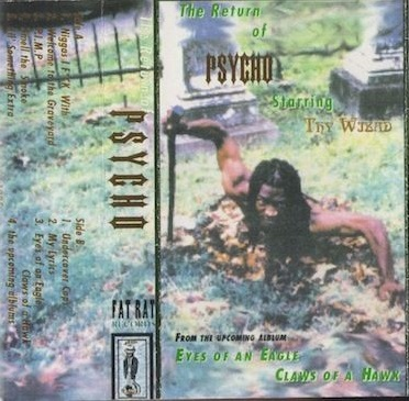 Psycho – The Return Of Psycho (Cassette) (1995) (320 kbps)