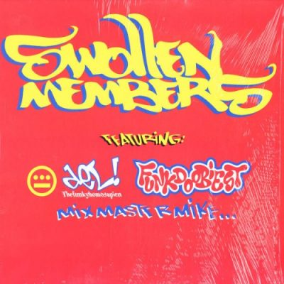 Swollen Members – S&M On The Rocks / Committed / My Advice & Left Field (VLS) (1998) (320 kbps)