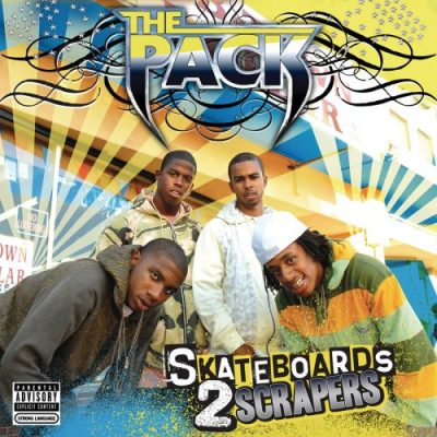 The Pack – Skateboards 2 Scrapers EP (CD) (2006) (FLAC + 320 kbps)