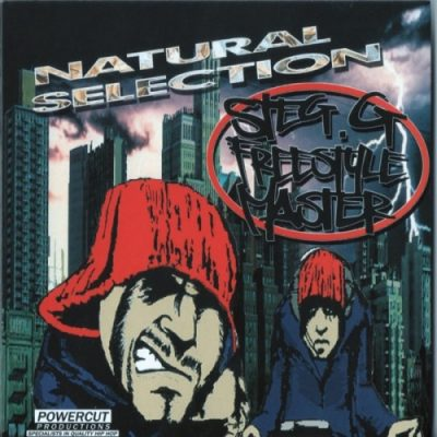 Steg-G & The Freestyle Master – Natural Selection (CD) (2006) (320 kbps)