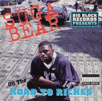 Suga Bear – On The Road To Riches (CD) (1998) (320 kbps)