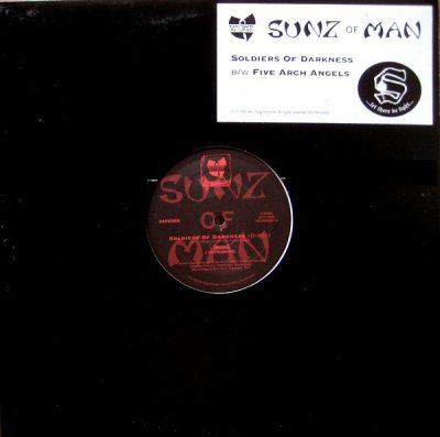 Sunz Of Man – Soldiers Of Darkness (VLS) (1995) (FLAC + 320 kbps)