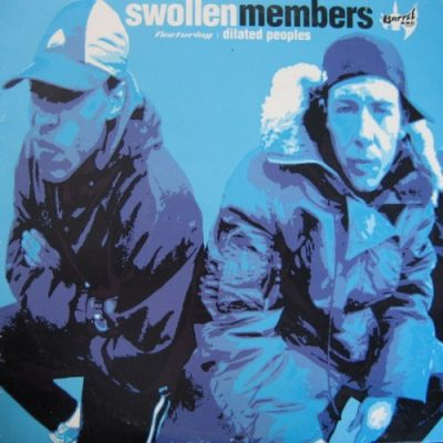 Swollen Members – Front Street / Counter Parts (VLS) (1999) (320 kbps)