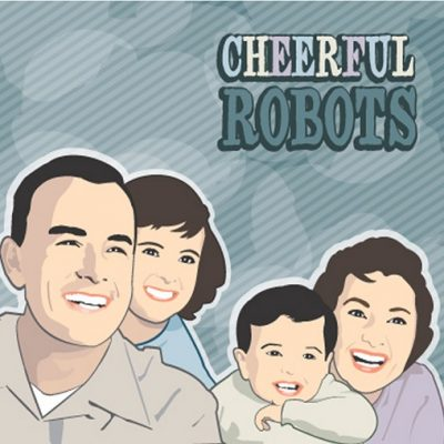 The Crest – Cheerful Robots (CD) (2008) (320 kbps)
