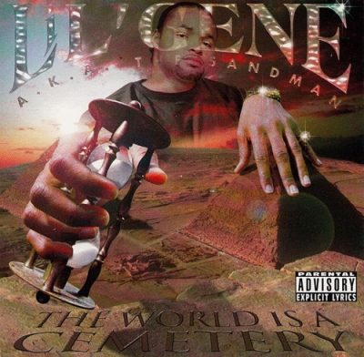 Lil Gene aka Mr. Sandman – The World Is A Cemetery (CD) (1996) (320 kbps)
