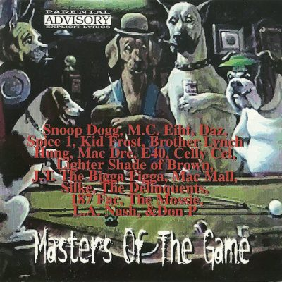 VA – Masters Of The Game (CD) (1999) (FLAC + 320 kbps)