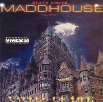 VA – Maddhouse Cycles Of Life (CD) (2000) (FLAC + 320 kbps)