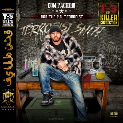 Dom Pachino – T-3 The Killer Concoction (CD) (2020) (320 kbps)