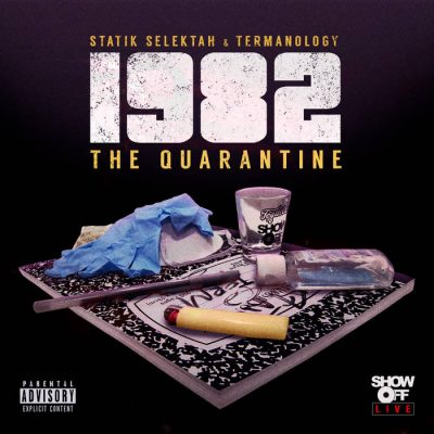 1982 – The Quarantine (WEB) (2020) (320 kbps)