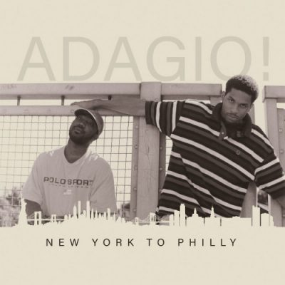 Adagio! – New York To Philly (CD) (2020) (320 kbps)