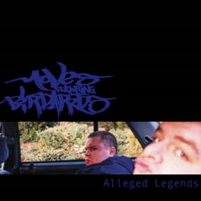 Moves Featuring Birdapres – Alleged Legends (CD) (2001) (FLAC + 320 kbps)