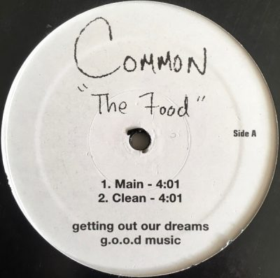 Common – The Food (VLS) (2004) (FLAC + 320 kbps)