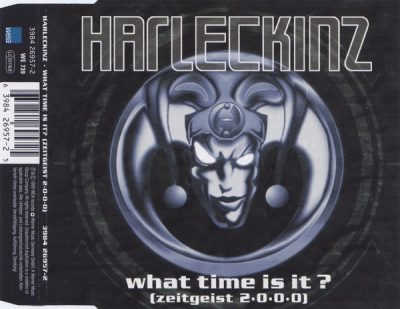 Harleckinz – What Time Is It? (Zeitgeist 2.0.0.0) (CDS) (1999) (FLAC + 320 kbps)