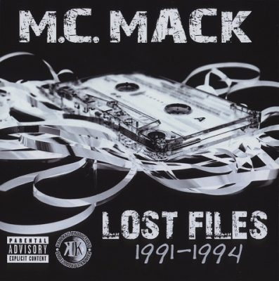 M.C. Mack – Lost Files 1991-1994 (CD) (2013) (FLAC + 320 kbps)