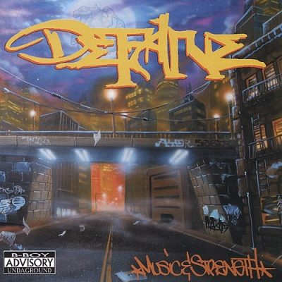 Detane – Music & Strength (WEB) (2004) (320 kbps)