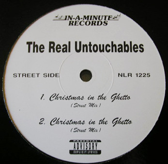 TRU – Christmas In The Ghetto (VLS) (1992) (FLAC + 320 kbps)