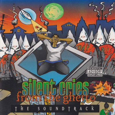 VA – Silent Cries From The Ghetto (CD) (1996) (FLAC + 320 kbps)