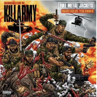 Killarmy – Full Metal Jackets (WEB) (2020) (320 kbps)