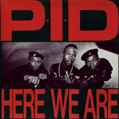 P.I.D. – Here We Are (CD) (1988) (320 kbps)