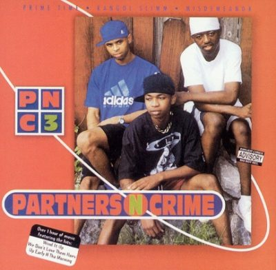 Partners-N-Crime – P-N-C-3 (Reissue CD) (1995-1999) (320 kbps)