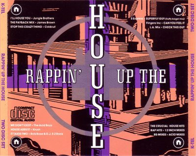 VA – Rappin Up The House (2xCD) (1988) (FLAC + 320 kbps)