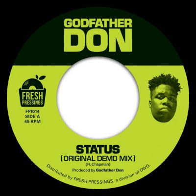Godfather Don – Status (VLS) (2018) (FLAC + 320 kbps)