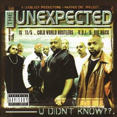 The Unexpected – U Didn't Know?? (CD) (2002) (320 kbps)