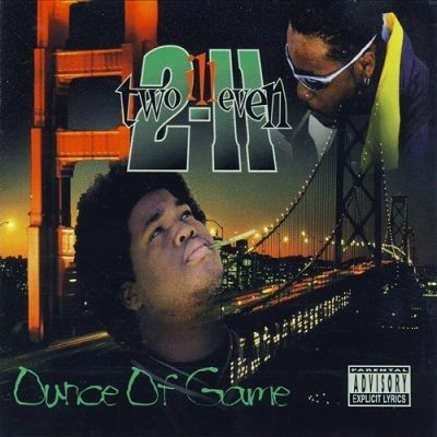 Two-Illeven – Ounce Of Game (CD) (1996) (320 kbps)