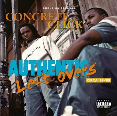Concrete Click – Authentic Left Overs EP (CD) (2020) (FLAC + 320 kbps)
