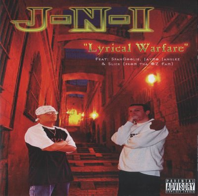 J-N-I – Lyrical Warfare (CD) (2004) (FLAC + 320 kbps)