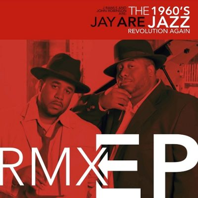 Jay Are – The Remix EP (WEB) (2020) (320 kbps)