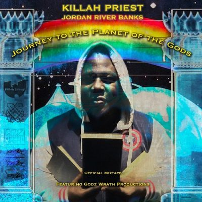 Killah Priest & Jordan River Banks – Journey To The Planet Of The Gods (WEB) (2020) (320 kbps)