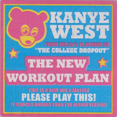 Kanye West – The New Workout Plan (Promo VLS) (2004) (FLAC + 320 kbps)