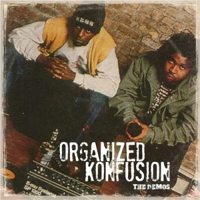 Organized Konfusion – The Demos (CD) (2020) (FLAC + 320 kbps)