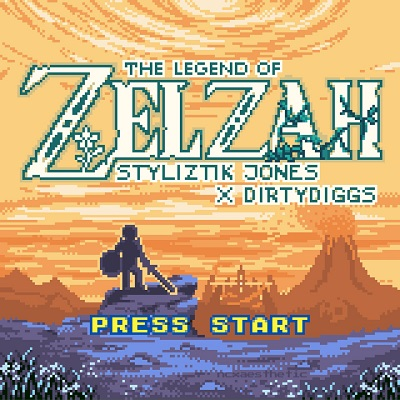 Styliztik Jones & DirtyDiggs – The Legend Of Zelzah EP (WEB) (2020) (320 kbps)