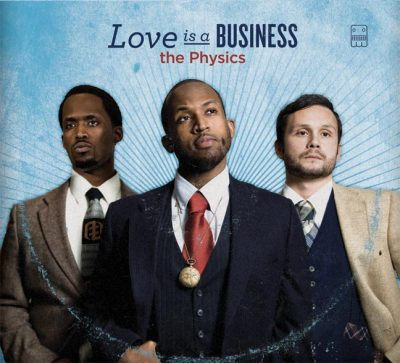 The Physics – Love Is A Business (CD) (2011) (FLAC + 320 kbps)
